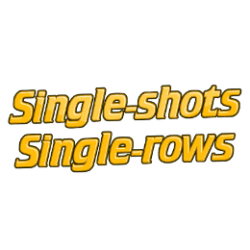 Single Shots / Rows